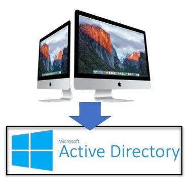 Mac et Active Directory