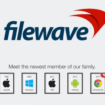 Sortie de Filewave 12 avec prise en charge de ChromeOS