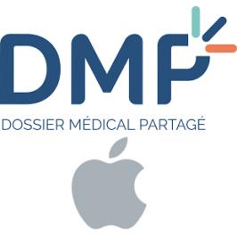 Le DMP (Dossier Médical Partagé) sur Mac