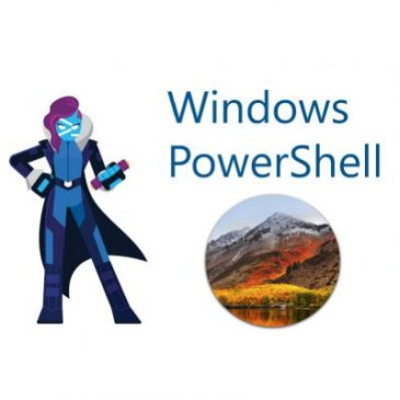 Microsoft Powershell s'adapte à macOS